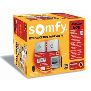 Syst mes d 39 alarme protexiom pi ces d tach es la boutique somfy - Pieces detachees somfy ...