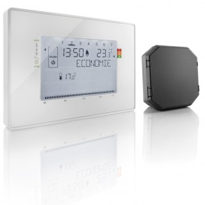 Thermostat radio mode eco