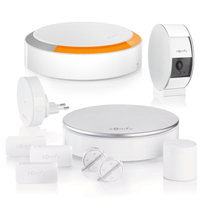 Somfy Home Alarm Video