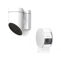 Pack Somfy Indoor & Outdoor Camera