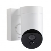 Somfy Outdoor Camera blanche