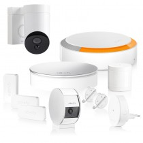 Somfy Home Alarm Video Integral